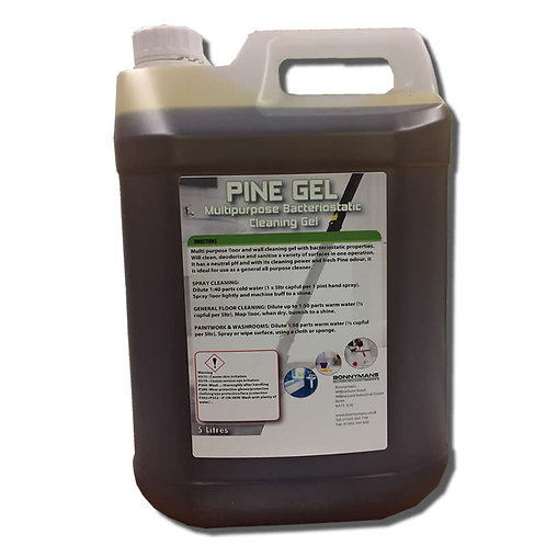 Pine Gel - Floor Gel - Floor Cleaning