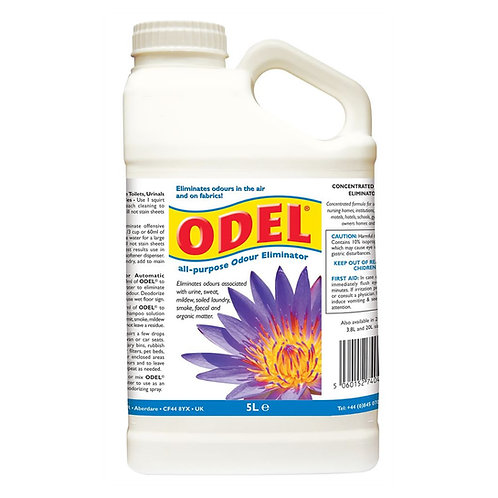 Odel Odour Eliminator - 5 litre