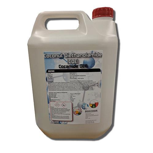 Coconut diethanolamide (CDE), Cocamide DEA