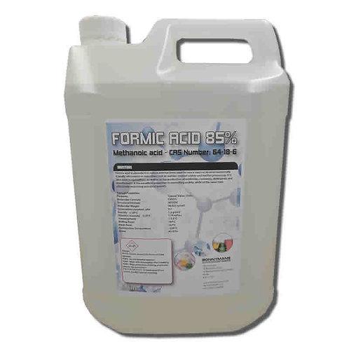 Formic Acid 85%, Methanoic Acid