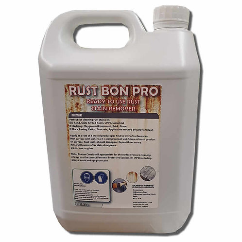 Rust Bon Pro - Ready To Use Rust Stain Remover
