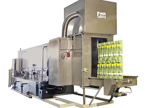 Dunnage Washers, Pallet Washers, Tote Pan, and Tote Box Washer Machines