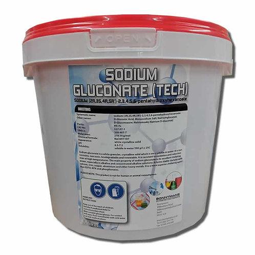 Sodium Gluconate Granules