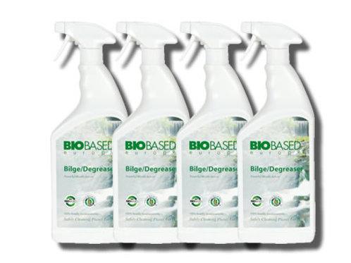 100% Bio Friendly Bilge Cleaner - Tank Cleaner