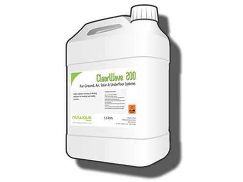 ClearWave 200 Cleaning & Flushing Solution