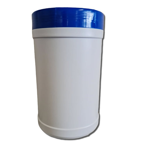 Dry Wipe Tubs and Untreated Mesh Wipes (100 wipes)