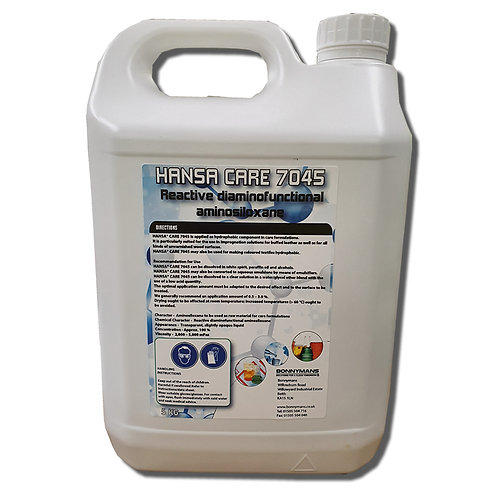 Hansa Care 7045 - Reactive diaminofunctional aminosiloxane