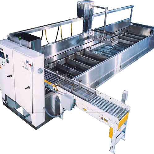 Robotic Hoist Ultrasonic Cleaning Systems