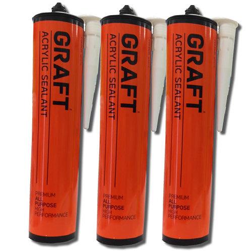 GRAFT GFT003-CLR-GB 290ml MSP Crystal - Clear