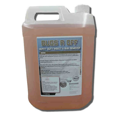 Bugs R Off - Bug & Insect Remover