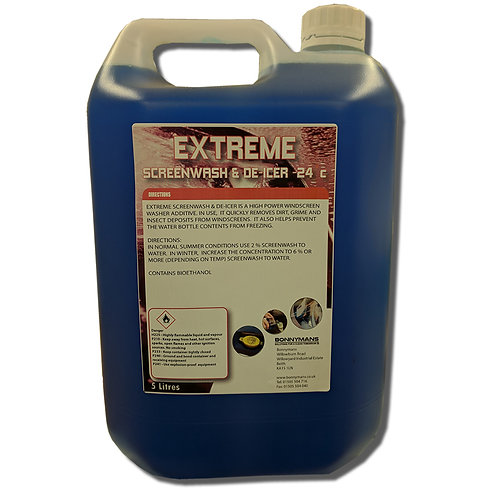 Screen Wash Extreme Conc -24°C