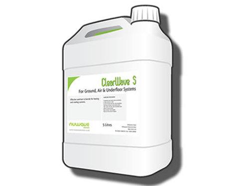ClearWave S Sanitiser & Biocide