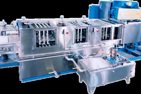 Conveyor Belt Aqueous Spray Washing Systems