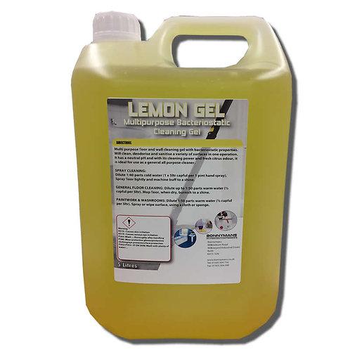 Lemon Gel - Floor Gel - Floor Cleaning