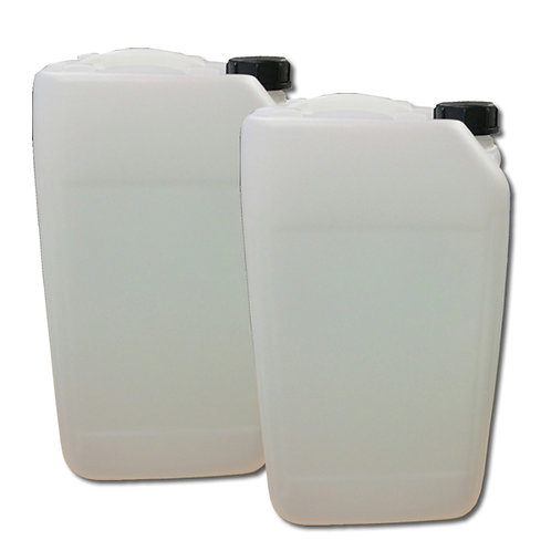 25 Litre Plastic Water Container, Drum, Jerry Can