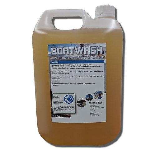 Boatwash - Super Concentrated Boat Cleaner