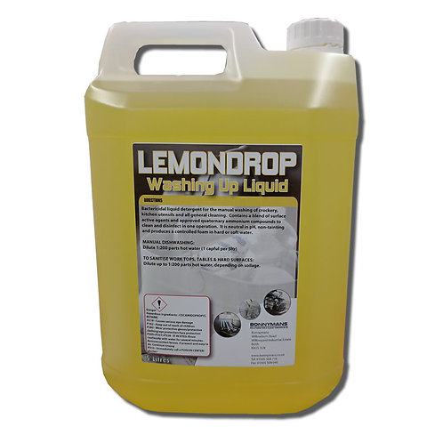 Lemondrop - Concentrated Washing Up Liquid