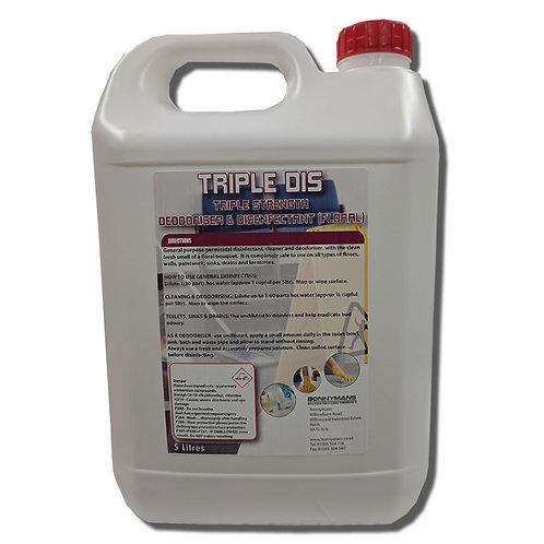 Triple Strength Disinfectant - Pine - Lemon - Floral