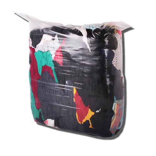 Vacuum Packed Cotton Rags 10kg