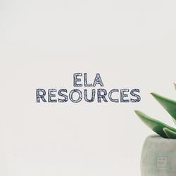 ELA Resources