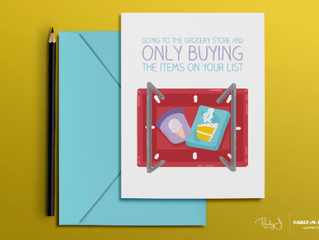 Greeting Cards That Celebrate Life's Tiny Wins