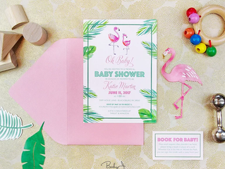 How to Host a Tropical Summer Baby Shower