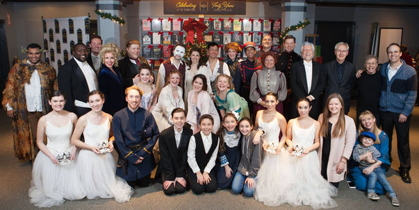 "Maury Yeston attends ""Phantom"""