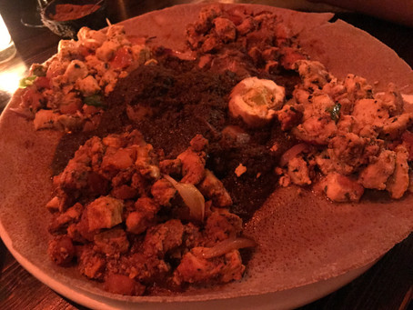 Injera, An authentic Ethiopian experience