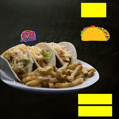 Tuesday Taco's
