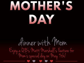 Taste the Difference on Mom's Day