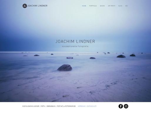 die neue Website ist online ...