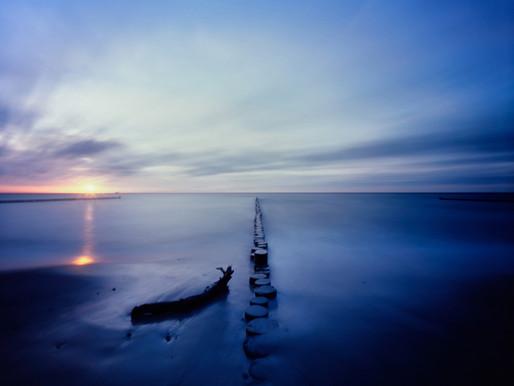 Wo endet der Horizont? Was liegt dahinter verborgen?