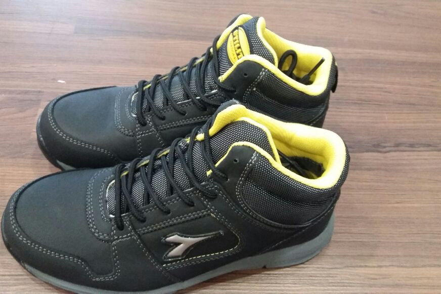 Diadora Safety Shoes   safety gears