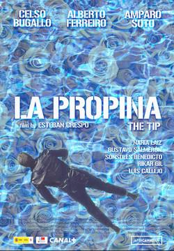 LA PROPINA THE TIP