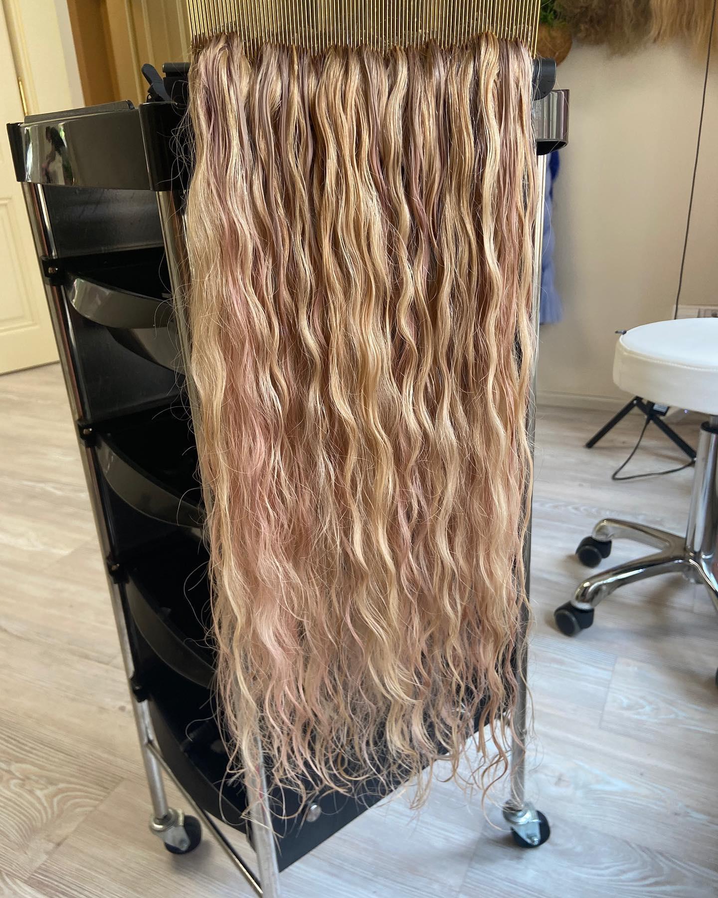 připrava keratinu na prodloužení vlasů Praha
