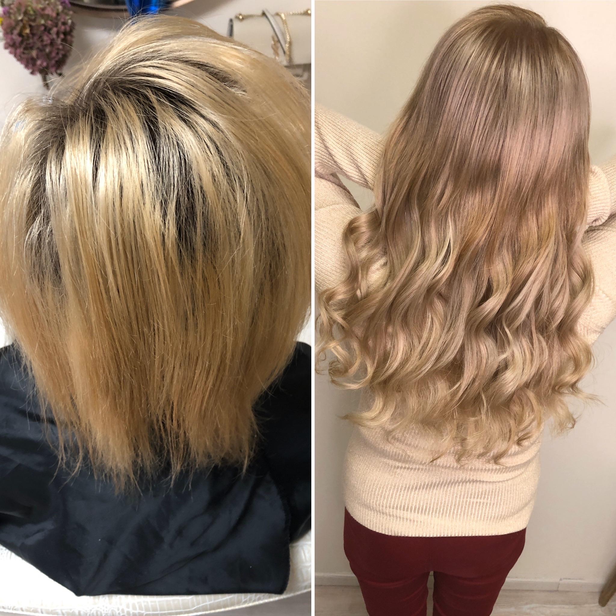 extra jemné vlasy