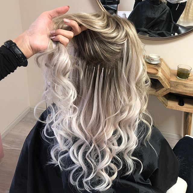 Zhuštění slovanskými vlasy 👑 bez potahu