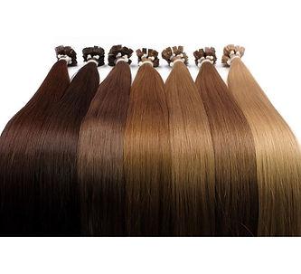 Prodlužování vlasů - kadeřnictví