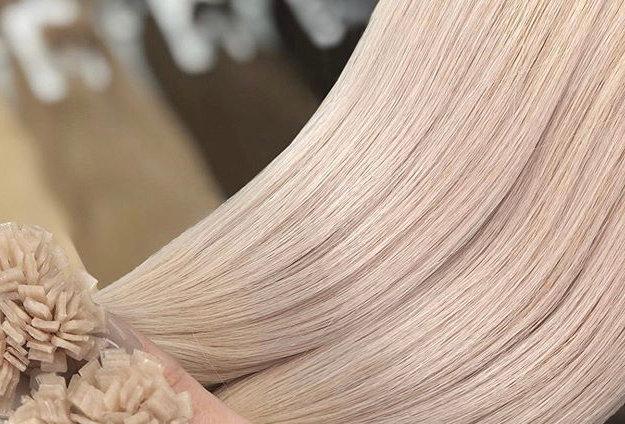 Mikrokeratin slovanské vlasy