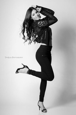 Model: Hannah Webb Photographer: TW Andris