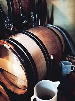 Fût de vin