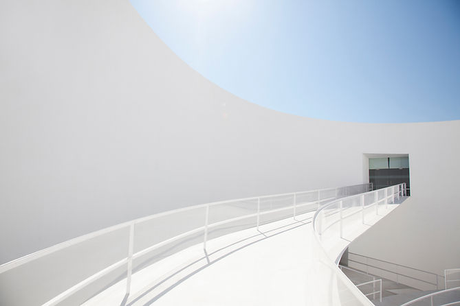 Camino blanco