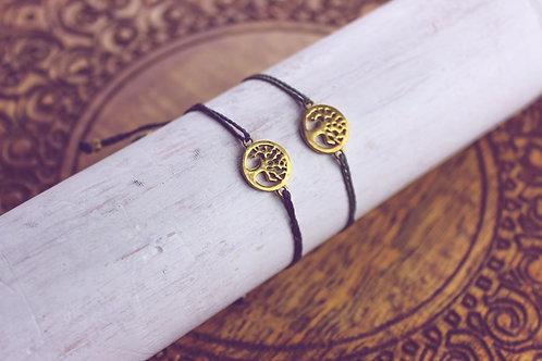 Lebensbaum Armband