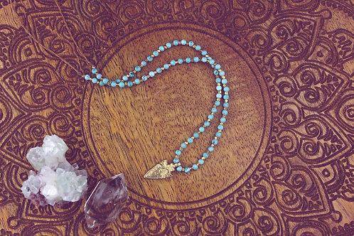 Türkis Perlenkette