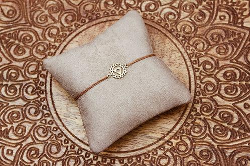 Halschakra - Armband