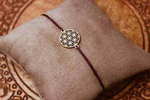 Blume des Lebens - Armband