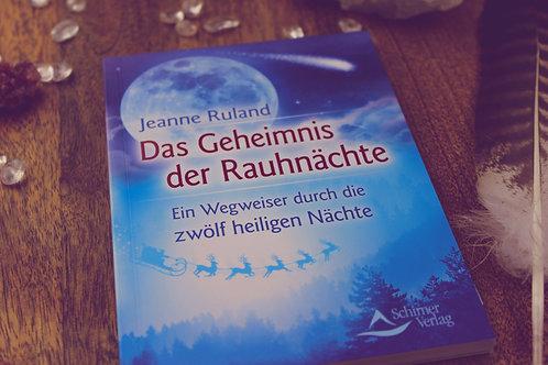 Buch - Geheimnis der Rauhnächte