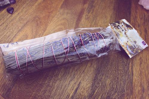 Weißer Salbei & Lavendel Smudge