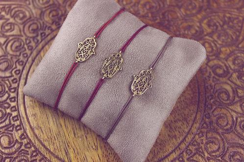 Hand der Fatima - Armband