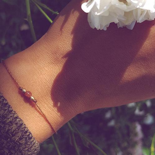 Helaku Armband Goldfluss